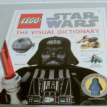 The Lego STAR WARS THE VISUAL DICTIONARY BOOK (no figure) Hardback